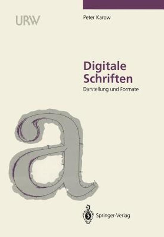 Digitale Schriften