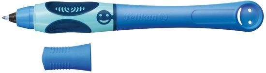Inktpen Griffix Pelikan blauw rechts