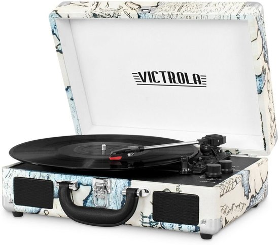 Victrola VSC-550BT - Platenspeler - Wit