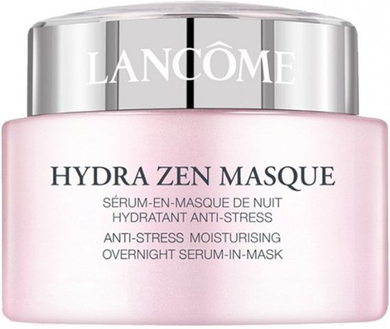 Lancôme Hydra Zen Anti-Stress Moisturising Overnight Serum-in-Mask Masker 75 ml
