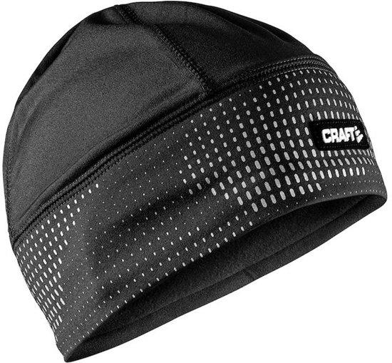 27c86264162 Craft Brilliant Hat 2.0 Muts Unisex - Black Solid