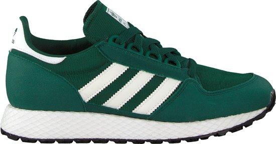 adidas schoenen groen zwart