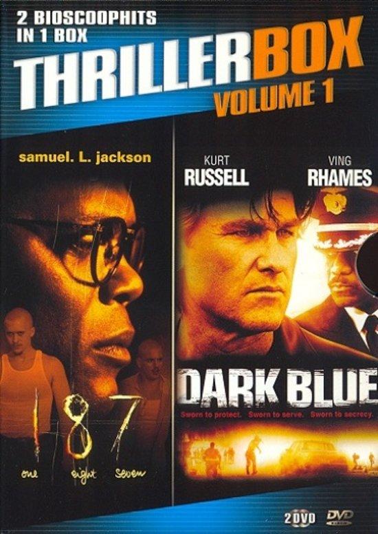 187/Dark Blue (2DVD)