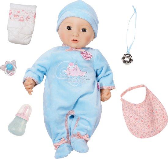 Baby Annabell's Broertje