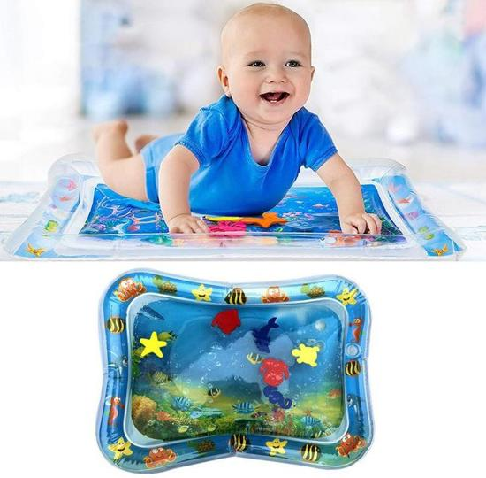 Baby Splash Waterspeelmat - Babytrainer - Speelmat - Kraamcadeau - Babyshower