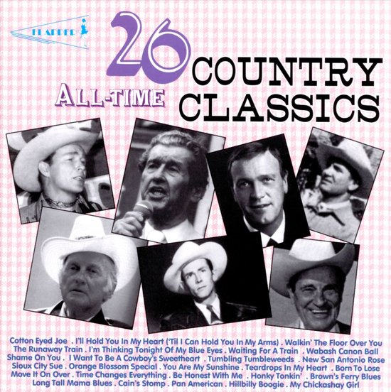 26 All-Time Country Classics