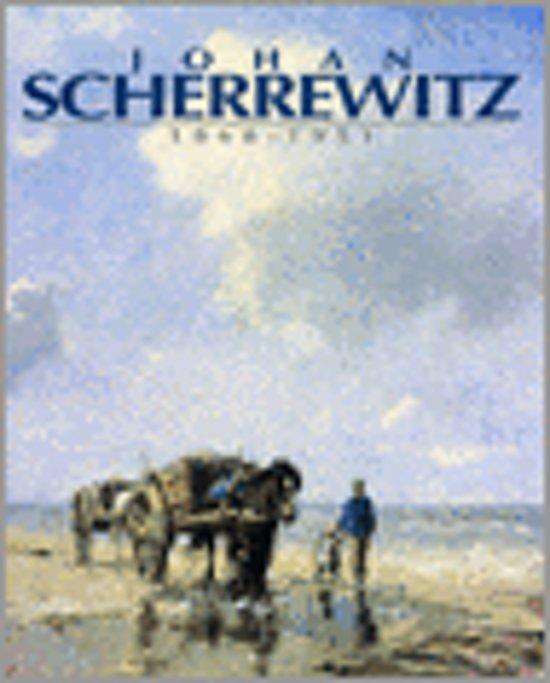 Johan Scherrewitz 1868-1951 - Johan Scherrewitz  