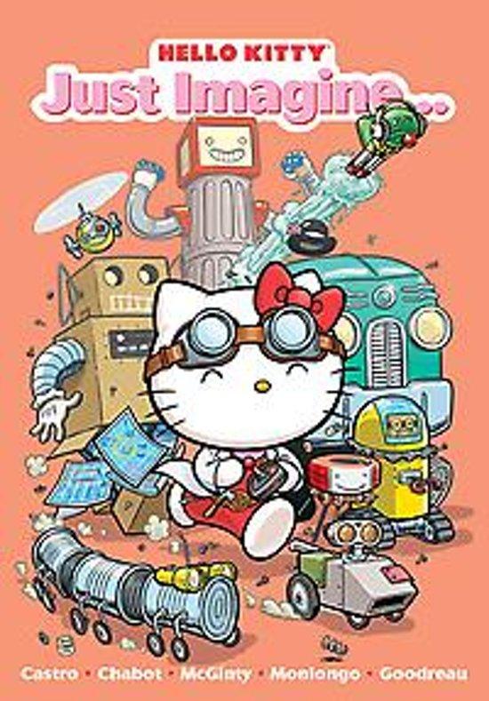 Boek cover Hello Kitty van Jorge Monlongo (Paperback)