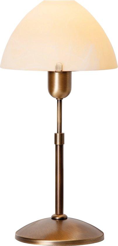 Steinhauer Burgundy - Tafellamp - 1 lichts - Brons