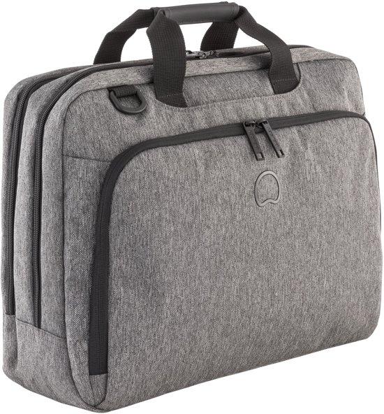 af33326069c Delsey Esplanade - Laptoptas - 15.6 inch - 2 Compartimenten - Antraciet