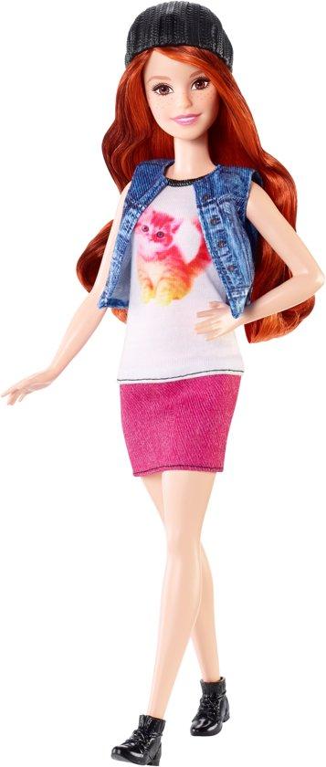 Barbie Fashionistas Kitty Cute - Petite - Barbiepop