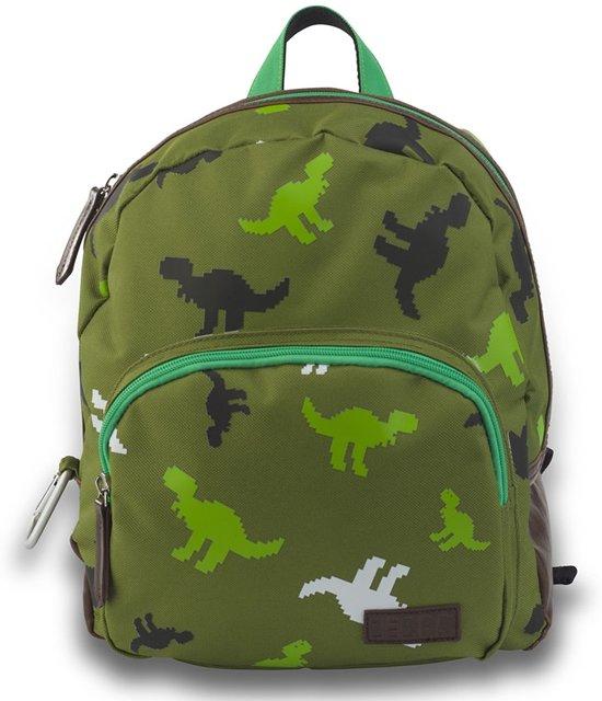 8e9a3a01a65 bol.com | Zebra Trends Boys Rugzakje Pixel Dino