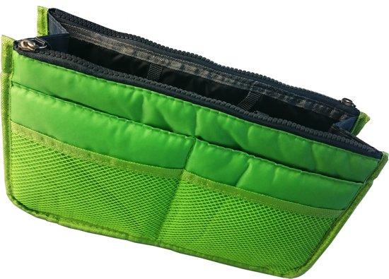 8a4f697f666 bol.com | BAG-in-BAG handige organizer voor uw tas, lichtgroen