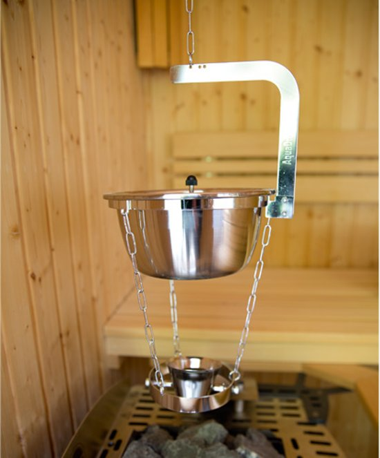 "Aquadropper ""automatisch"" sauna-opgietapparaat (2L)"