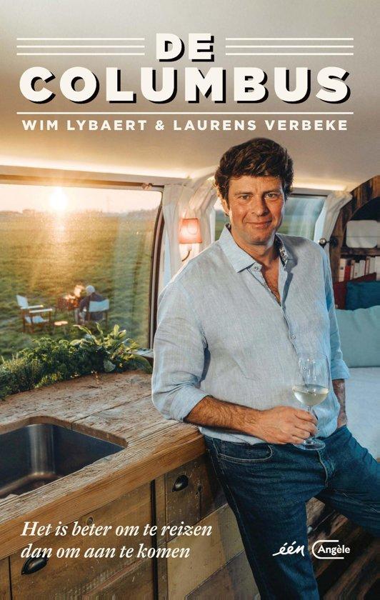 Boek cover De Columbus van Wim Lybaert (Onbekend)