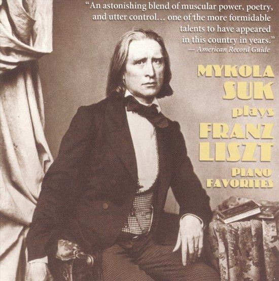 Mykola Suk Plays Liszt