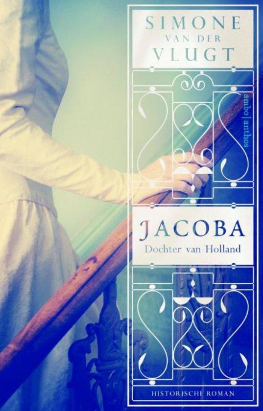 Boek cover Jacoba, Dochter van Holland van Simone van der Vlugt (Onbekend)