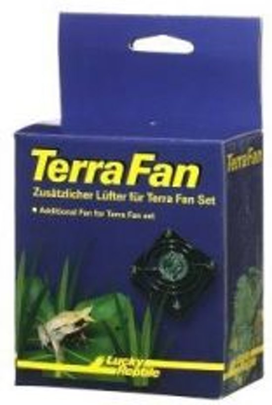 Lucky Reptile Terra Fan - Extension Fan