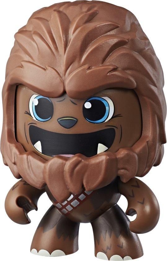 Star Wars Mighty Muggs Chewbacca - Actiefiguur