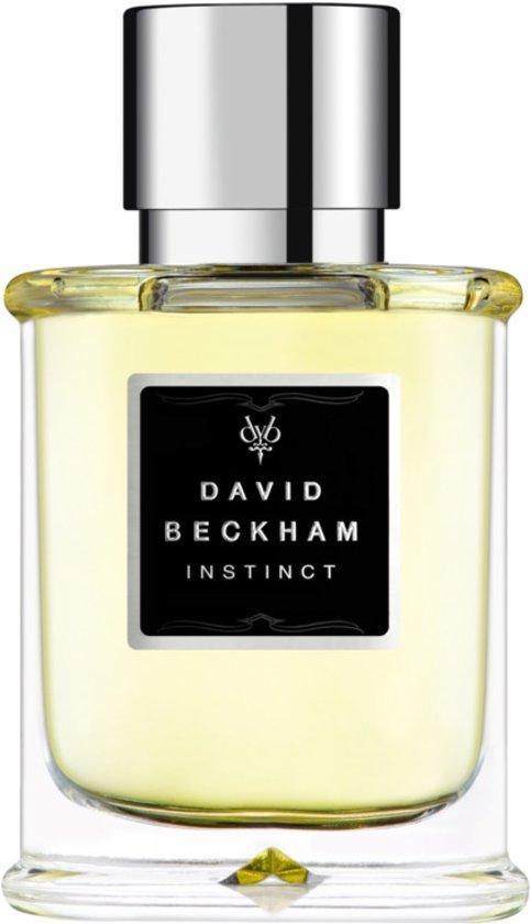 David Beckham Instinct for Men Parfum -  50 ml - Eau de toilette