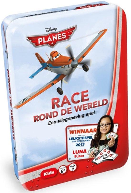 Disney Planes Race Rond de Wereld