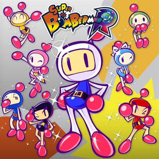 Super Bomberman R: Shiny Edition PS4