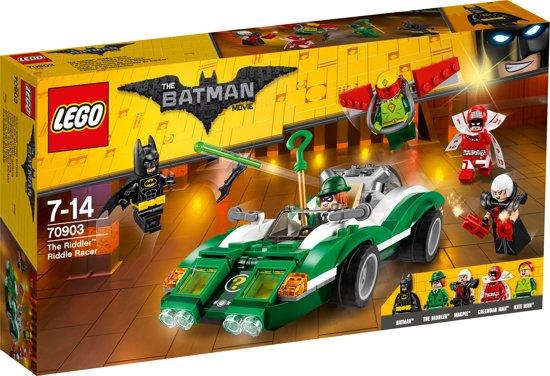 LEGO Batman Movie The Riddler Raadsel-racer - 70903