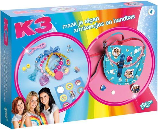 K3 2 in 1 Creativity Set