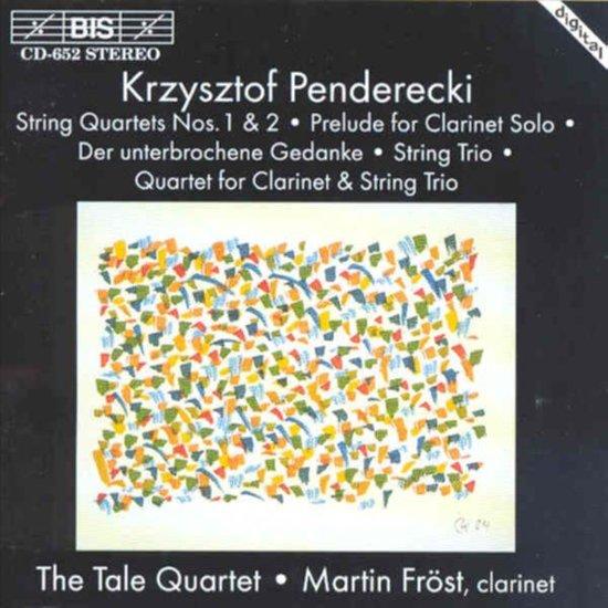 Penderecki - String-Qu.