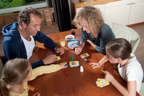 Thumbnail van een extra afbeelding van het spel Vlotte Geesten - Kaartspel