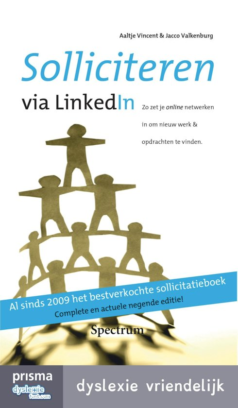 PrismaDyslexie 1 - Solliciteren via LinkedIn