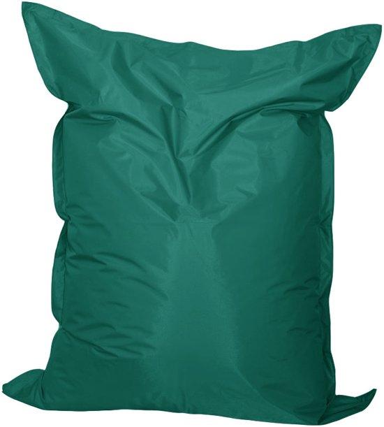 Zitzak L Nylon 170x140 Smaragdgroen