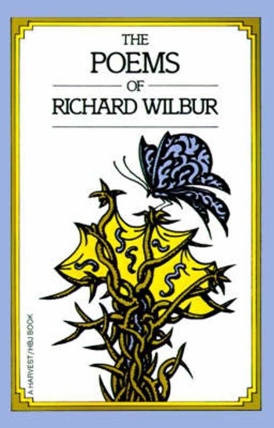 Poems of Richard Wilbur