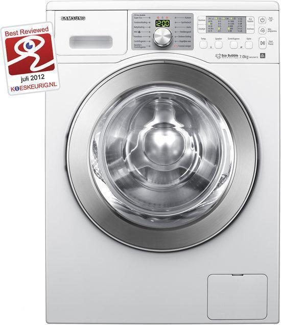 Samsung Wasmachine WF 0704 Y7E Eco Bubble
