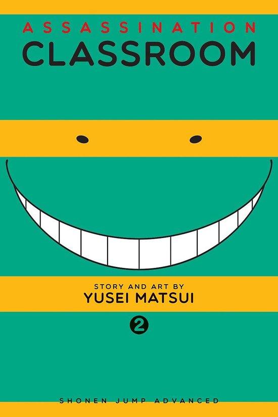 Assassination Classroom, Vol. 2 - Yusei Matsui