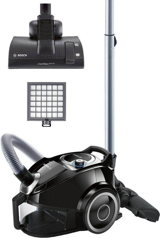 Bosch Runn'n  BGC4U330 - Stofzuiger zonder stofzak - Zwart