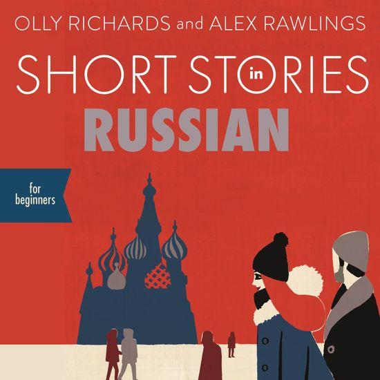 Afbeelding van Short Stories in Russian for Beginners