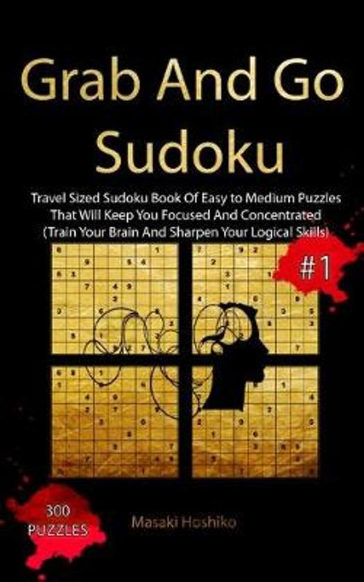 Grab and Go Sudoku #1