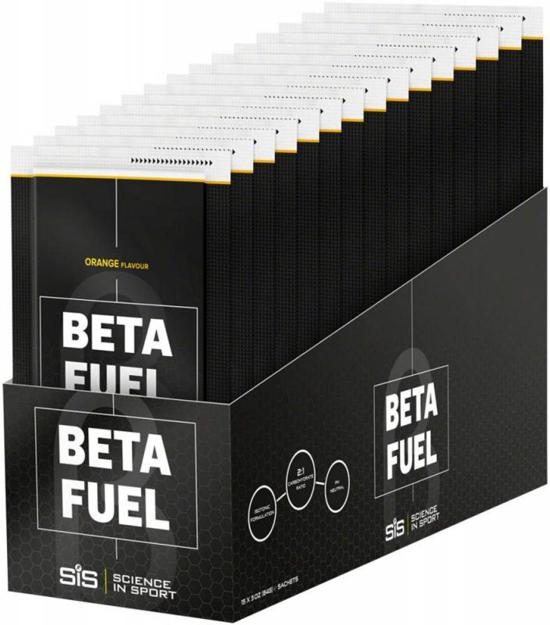 15x SiS Beta Fuel Orange Sachet 84g