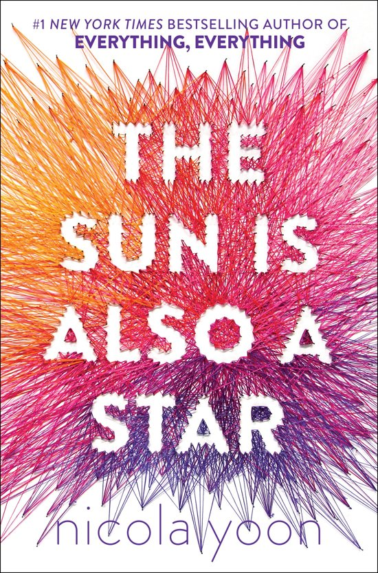 Boek cover The Sun is Also a Star van Yoon, Nicola (Paperback)
