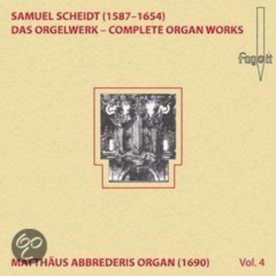 Complete Organ Works Vol4