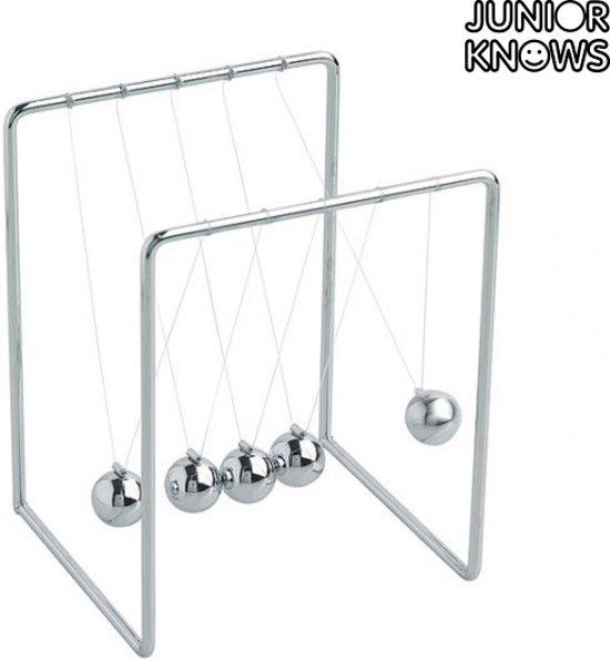 Afbeelding van het spel Gigantische Newton Cradle