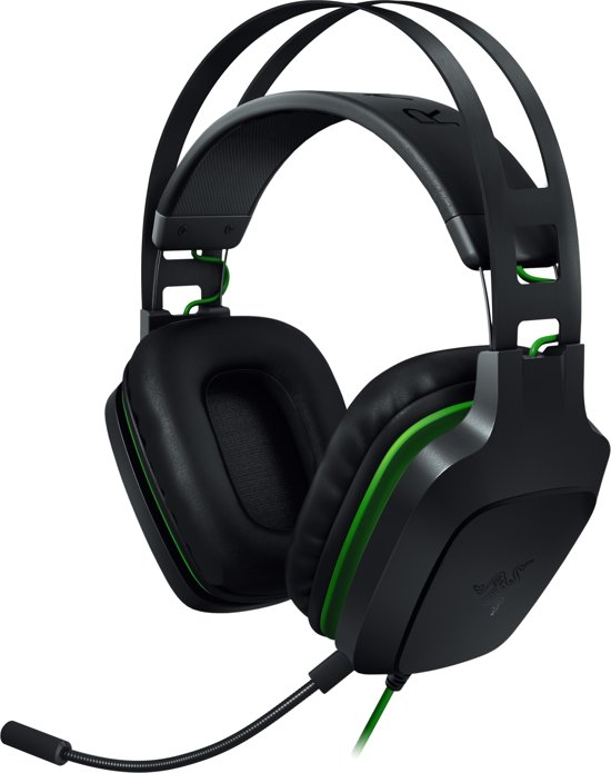 Razer Electra V2 - Gaming Headset - PS4 + Xbox One + Windows + Switch + Mac