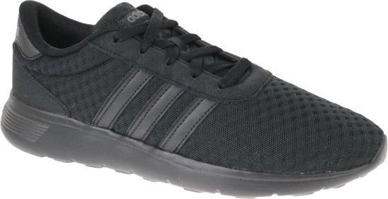adidas Lite Racer DB0646, Mannen, Zwart, Sneakers maat: 40 2/3 EU