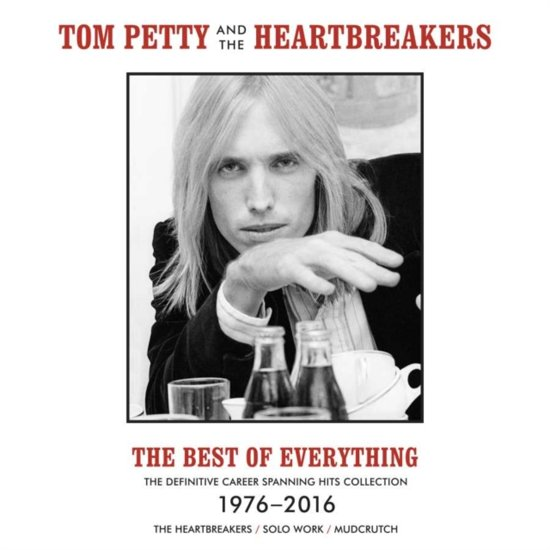 CD cover van The Best Of Everything van Tom & Heartbreakers Petty