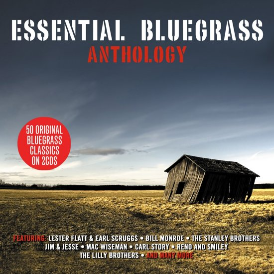 Essential Bluegrass..