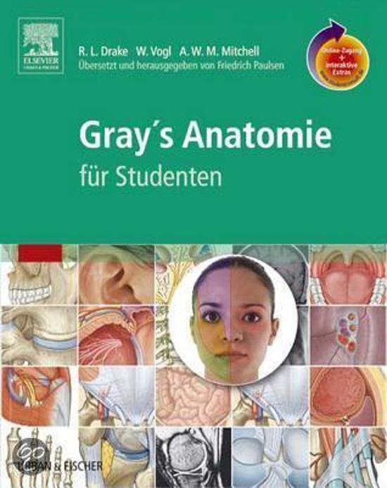 bol.com | Gray´s Anatomie für Studenten (ebook), Adam W. M. Mitchell ...