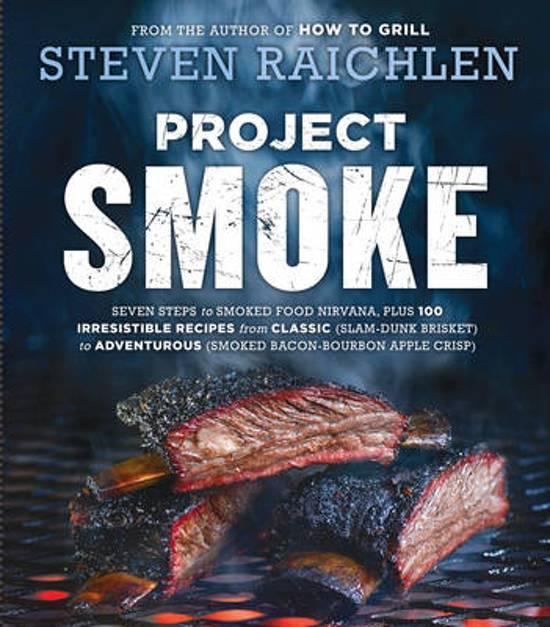 Boek cover Project Smoke van Steven Raichlen (Paperback)