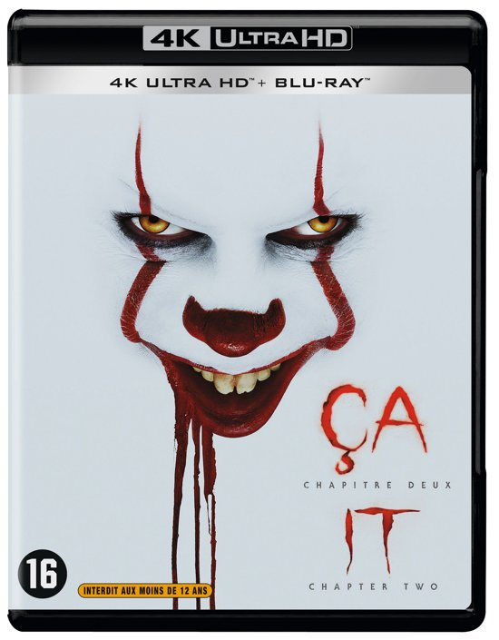 DVD cover van IT: Chapter 2 (4K Ultra HD Blu-ray)