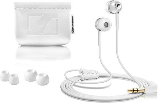 Sennheiser CX 300 II - In-ear koptelefoon - Wit